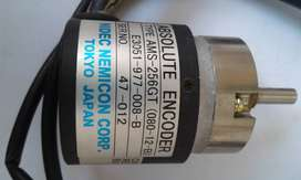 ABSOLUTE ENCODER AMS-256GT E3051-977 NIDEC NEMICON JAPAN