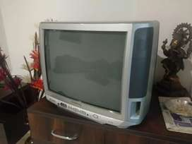 Colour CRT 21inch TV