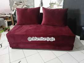 sofabed model simpel