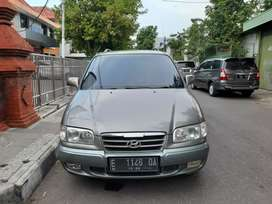 Hyundai trajet Gl 8 manual 2005