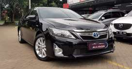 Toyota Camry 2,5L AT Hybrid 2012 Siap Pakai Good Condition
