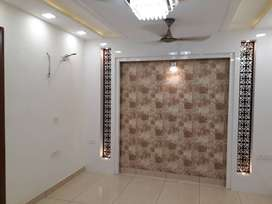 3 bhk builder floor ,90% bank loan