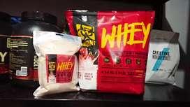 Whey Protein Mutant Repack 1lbs strawbery