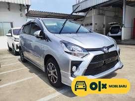 [Mobil Baru] Toyota New Agya 1.2 G AT GR Sport