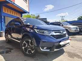Honda CRV 1.5 Turbo AT Tahun 2017 KM 29ribu