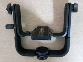 Manfrotto 393 Gimbal - Used (For Heavy Telephoto Lenses)