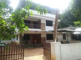 thrissur pottur 12 cent 4 bhk stylish villa