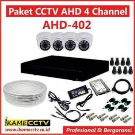 Melayani pemasangan camera atau cctv Hikvision