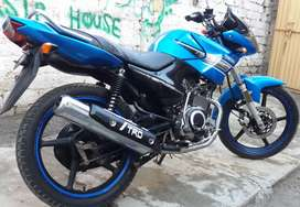 Yamaha YBR 2015 Punjab Reg With Complete dacuments