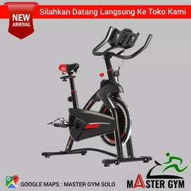 SPINNING BIKE - Grosir Alat Fitness - Master Gym Store !! MG#9418