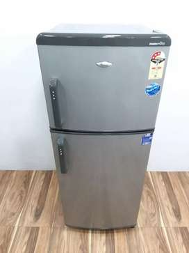 Whirlpool works No 1 250 liters double door refrigerator
