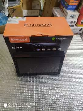 Tv android 7 inch wifi gps youtube Enigma ( Megah top )