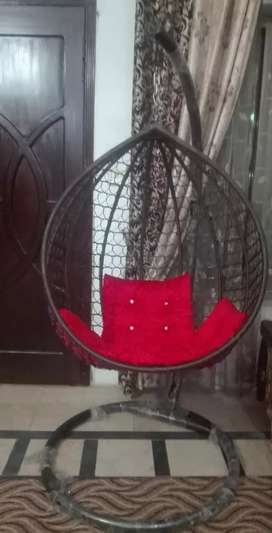 Sofa set & swing jhoola for sale..