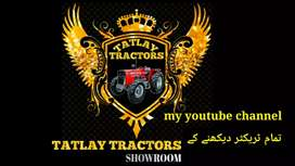 Tractors for sele