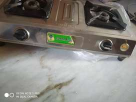 Gas stove 2 burners