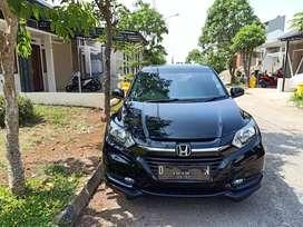Honda HRv E Cvt Tahun 2016 surat lengkap 1 tangan mulus Istw