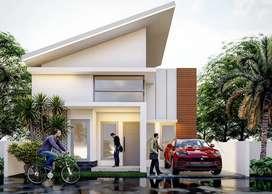 Rumah minimalis modern syariah