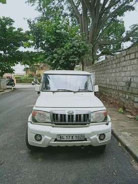 Mahindra Bolero 2012 Diesel Full Option Well Maintained