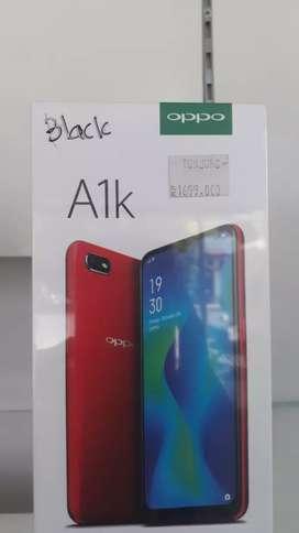 Handphone Oppo A1k ram 2/32