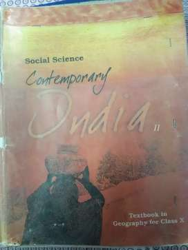 Old Books of 10 class
