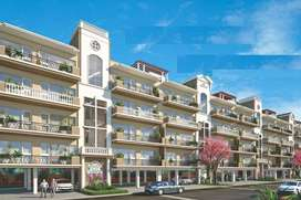 3 BHK House villa type Floor flat near mohali airport road chandigarh