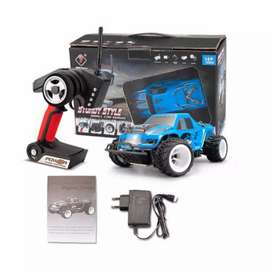 RC Offroad WL P929 1:28 Ofroad Truck 30km/jam 2.4Ghz Full Propo