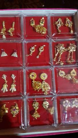 Ear rings 1+1 offer