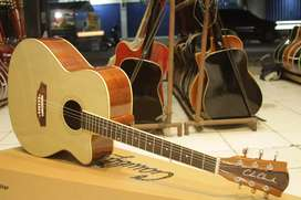 Gitar akustik coleclark model