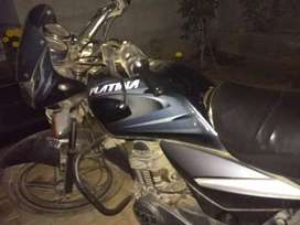 Platina,   First owner bike