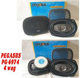 Spiker Oval Pegasus, Baguss, Magnet Bsr