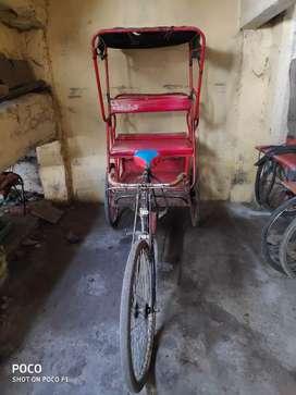 Old Cycle/Rickshaw