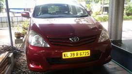 Toyota Innova 2010 Diesel Well5 Maintained