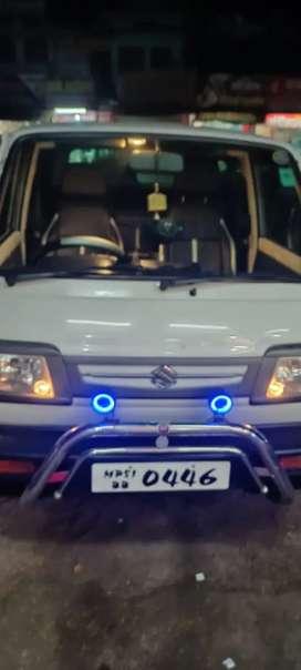 Maruti Suzuki Omni 2017 Petrol Well Maintained