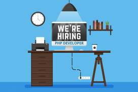 Urgently Required PHP Web Developer