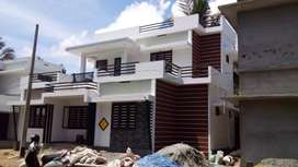 AN AMAZING NEW 3BED ROOM 1150SQ FT 3CENTS HOUSE IN MUNDOOR,THRISSUR