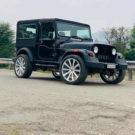 Modified thar Jeeps Gypsy