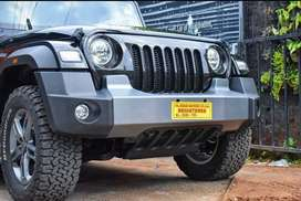 Thar 2020 front abs quality grill Ready Stock