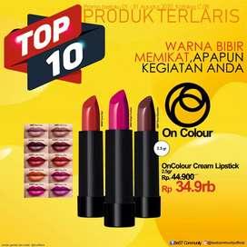 OnColour Cream Lipstick