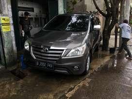 Toyota Barong Kijang Innova/Inova Tipe G AT/Automatic Tahun 2013, 2014