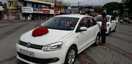 Volkswagen Vento 2012 Diesel Well Maintained  for rent daily/monthly
