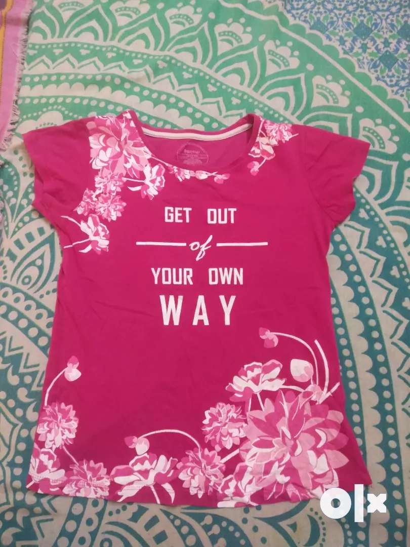 T-shirt for girls 11-13 years old 0