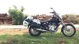 Cruiser Motorbike Avenger 220 FOR EXCHANGE WITH A R.E. THUNDERBIRD