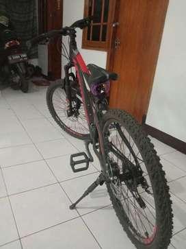 Sepada gunung merek EXOTIC bike