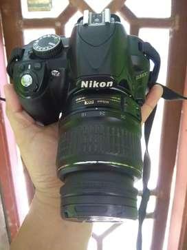 Tawar aja bosku Nikon D3100 HD Video istimewa