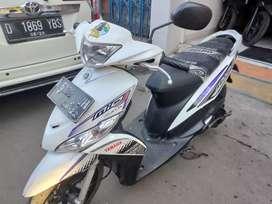 Yamaha Mio J tahun 2012 mulus