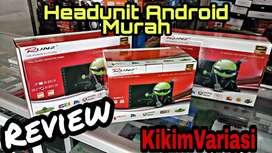Head Unit Android 9 Inch Runz | KIKIM Variasi