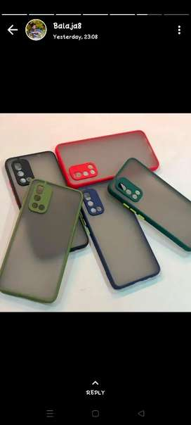 All types of mobile cover