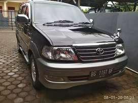 Toyota kijang  krista diesel tahun 2004