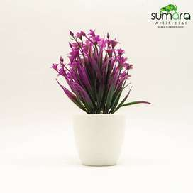 Bunga Sintetis / Bunga Sintetis Oenothera - Merah