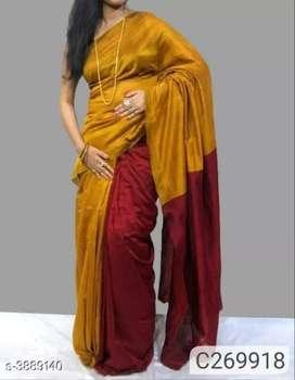 New Trendy Women's Saree